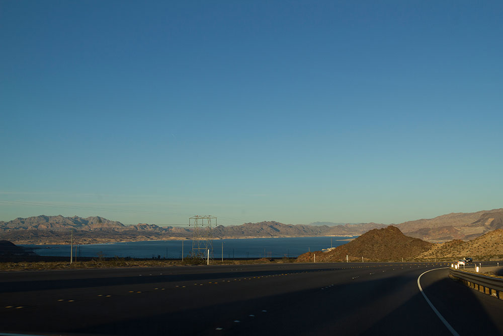 Lake Mead & Hoover Dam