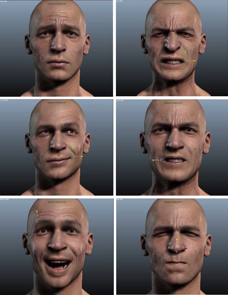facialrigging